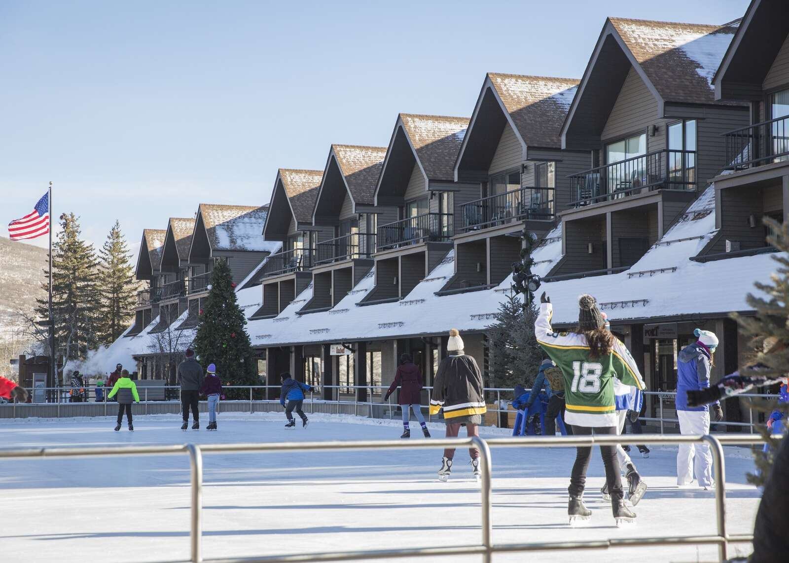 Park City-area lodging projections point to a solid finish to ski season