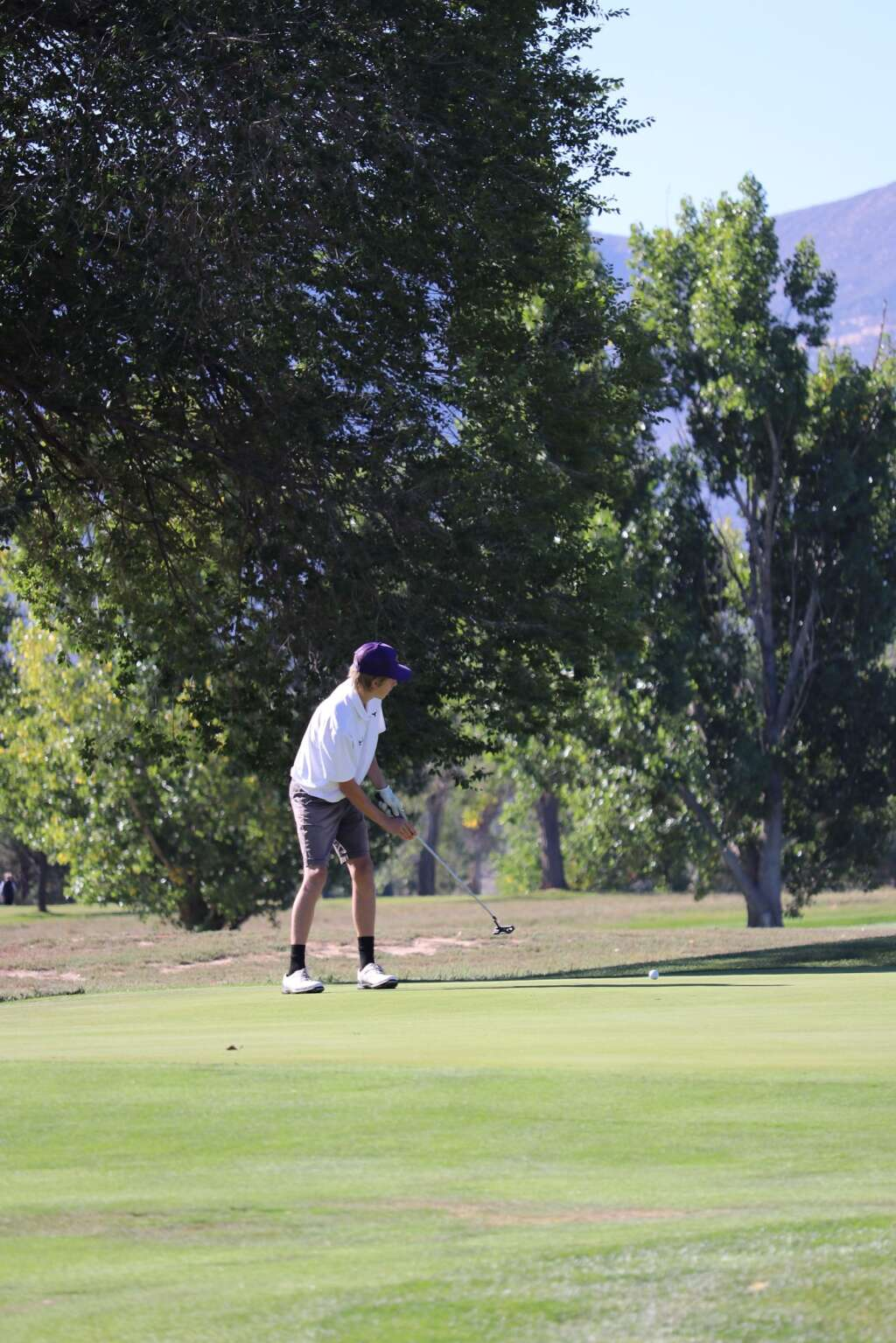 The Basalt High School boys golf team is sending three players to the state tournament on Monday and Tuesday in Elizabeth. Courtesy photo.