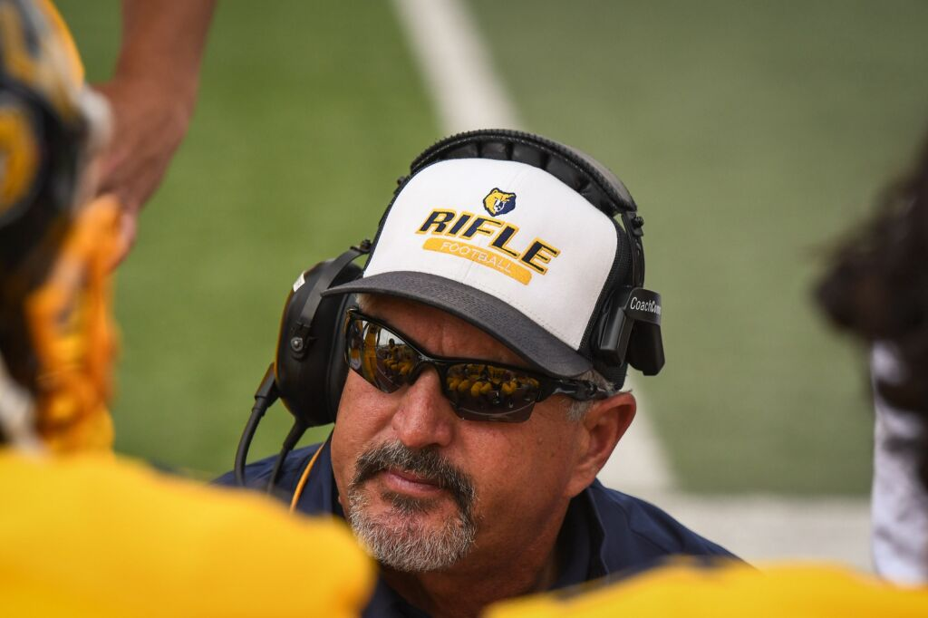 Search for new football coach on for Rifle High School