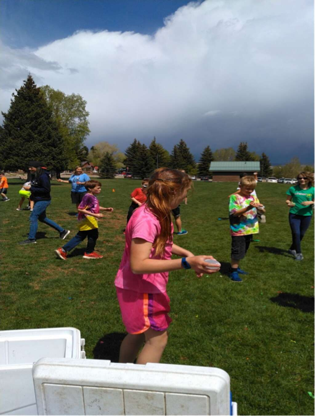 Granby Elementary celebrates the annual K-3 field day this week.