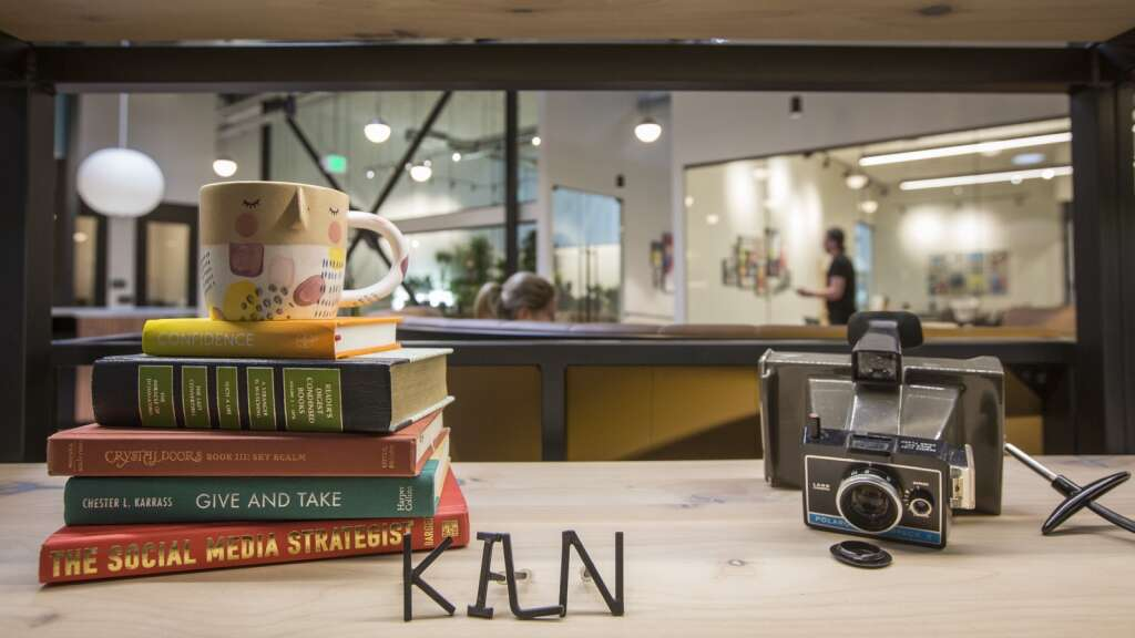 """Kiln hopes to generate what its community director calls """"cafe culture,"""" where people can meet and share ideas."""