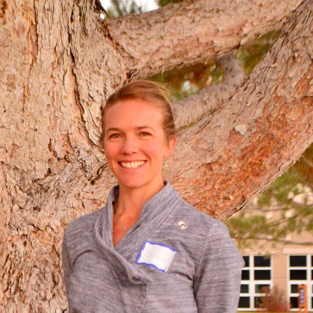 Rebecca Schild will become Roaring Fork Outdoor Volunteer's executive director in March. | RFOV/courtesy photo