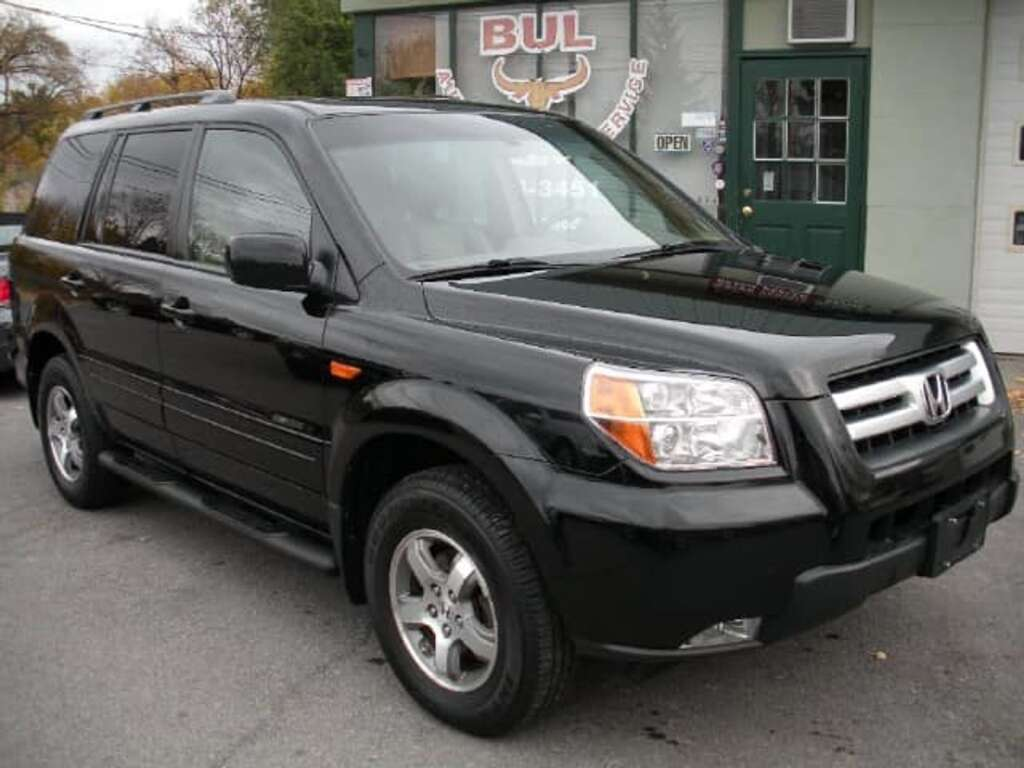Police are looking for a 2007 black Honda Pilot with a Colorado handicap license plate of BJN Q49 after the SUV was stolen. | Courtesy Mark Urich