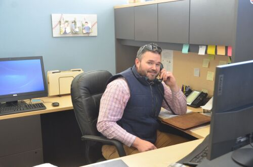 Ryan Dennison celebrates one year as Director of Craig Parks and Recreation