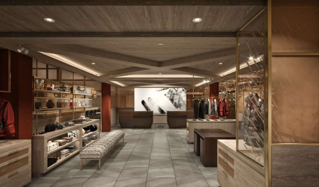 A rendering of renovations to the lobby at The Limelight Aspen.   Limelight Hotels/Courtesy image