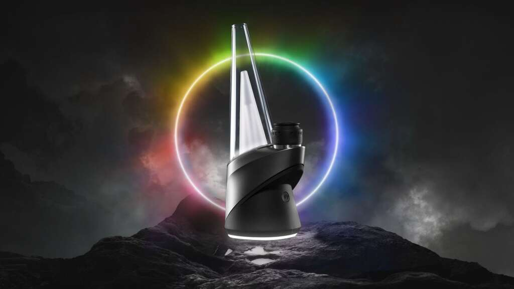 Puffco was recognized in Product & Service Innovation for the Peak Pro, a portable vaporizer with the largest ceramic chamber on the market.   Courtesy Puffco