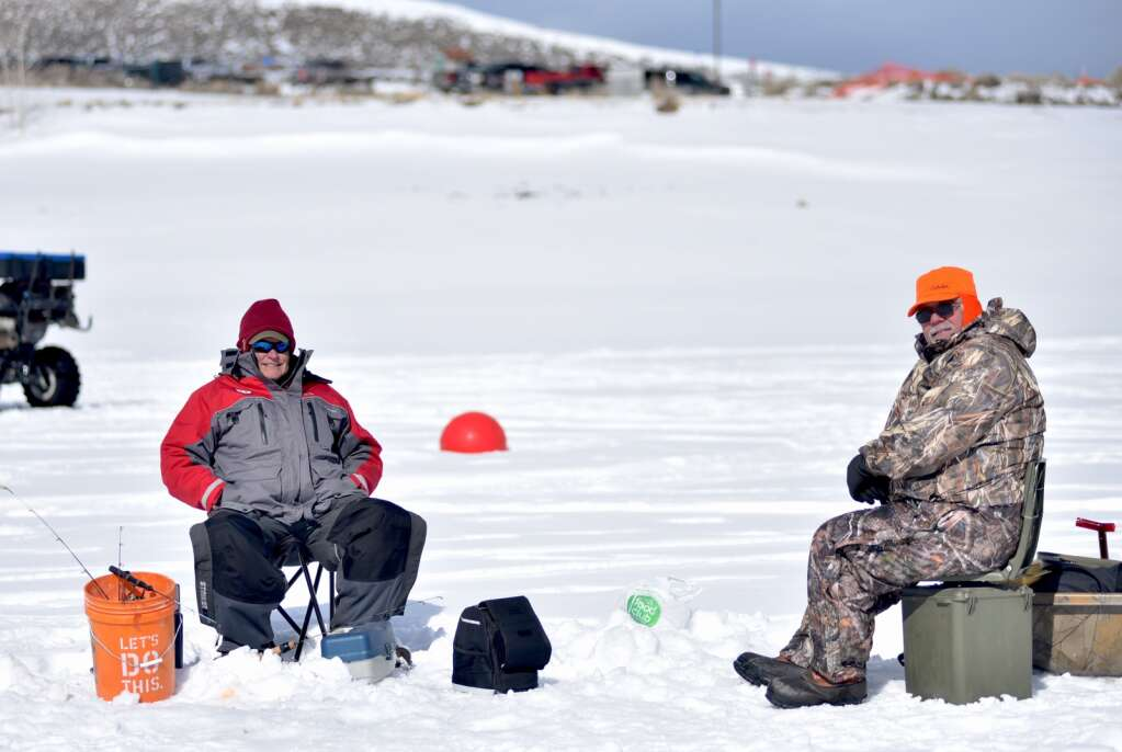 Wolford Ice Fishing Tournament | Amy Golden / agolden@skyhinews.com