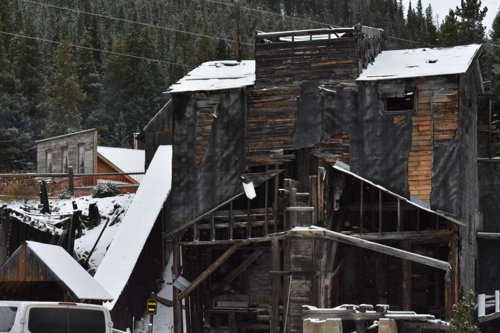 Country Boy Mine is pictured Wednesday, Oct. 13, in Breckenridge. | Taylor Sienkiewicz/Summit Daily News