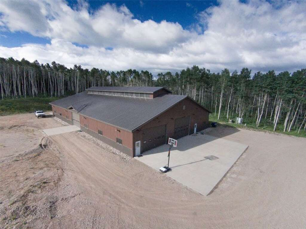 The High Plains Ranch comes with a recreation headquarters complete with recreation equipment. | Courtesy High Plains Ranch