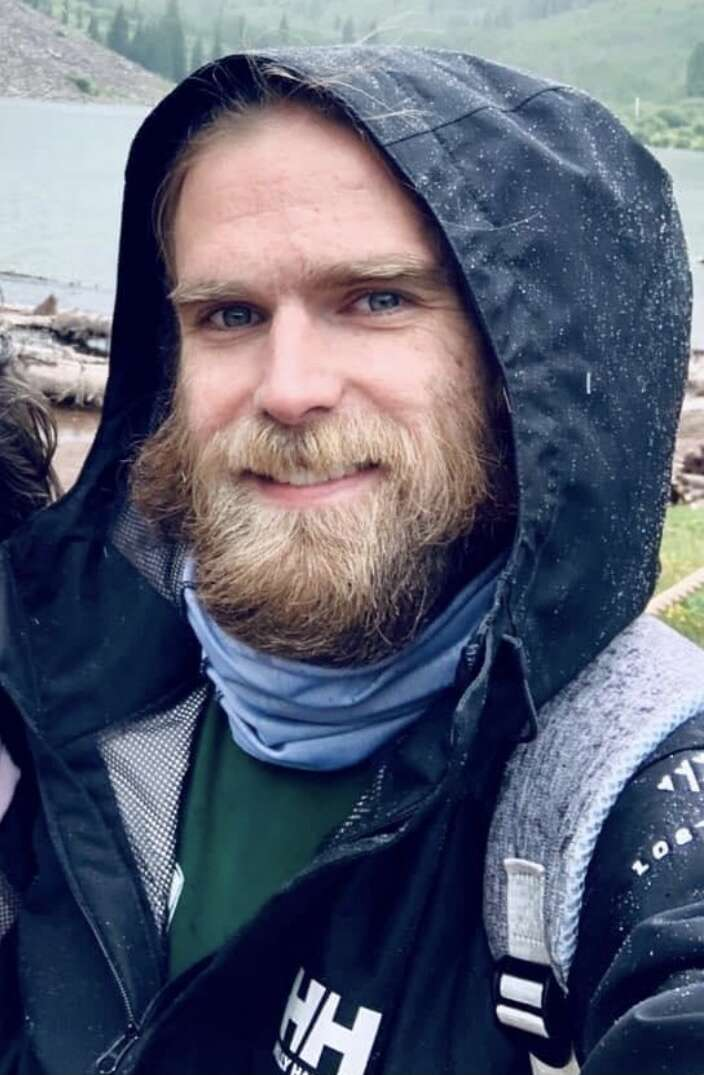 A recent photo of David Cross, a 32-year-old Carbondale resident who went missing on Jan. 26, 2021. Cross was last seen at Snowmass Resort. | Snowmass Village Police Department/Courtesy image