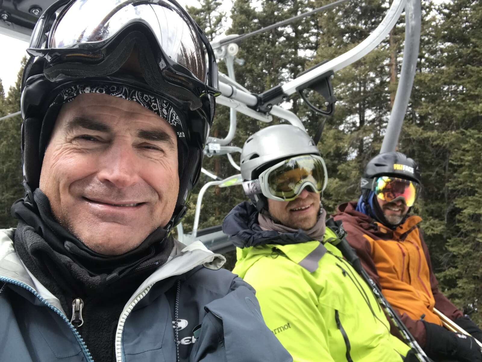 Lone Tree man skis 12.4 million vertical feet this winter at Vail Resorts   SummitDaily.com