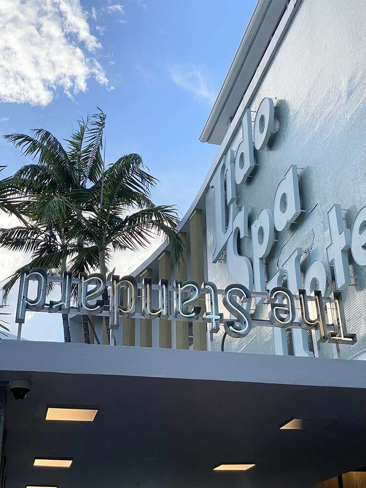 Welcome to The Standard Spa, Miami Beach.