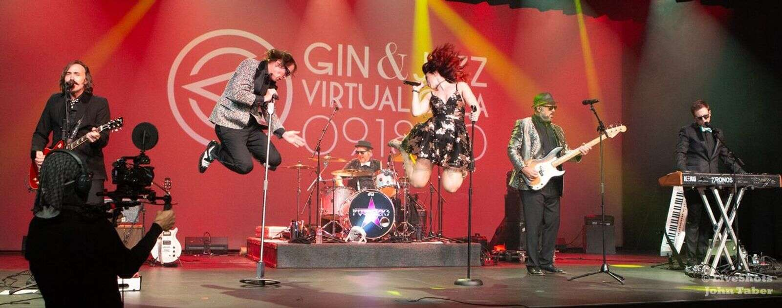 Pop Rocks performs at The Center for the Arts.