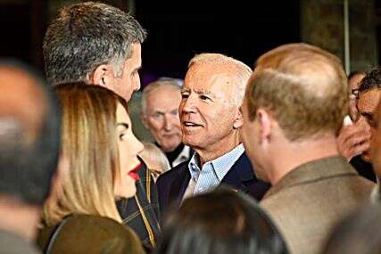 Joe Biden's route to White House, like Barack Obama's, traveled through Park City