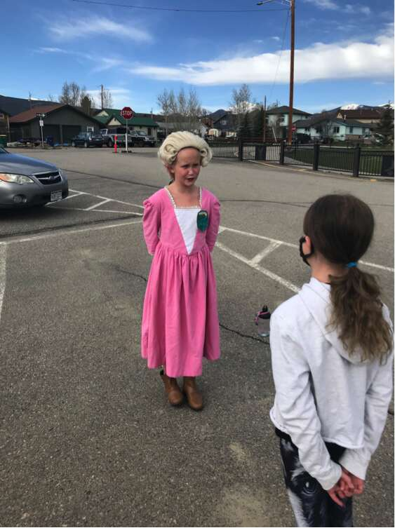 Fraser Valley Elementary hosted its annual Third Grade Wax Museum on Thursday.