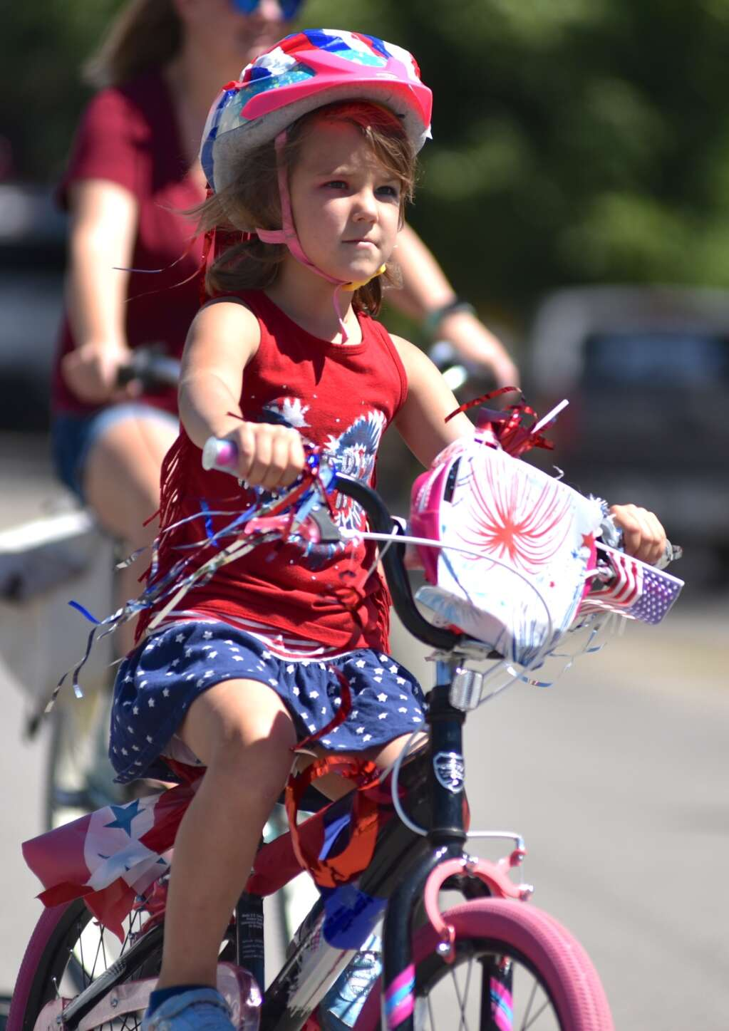 Fourth of July Bike Parade 2021 at Polhamus Park in Granby   Amy Golden / agolden@skyhinews.com