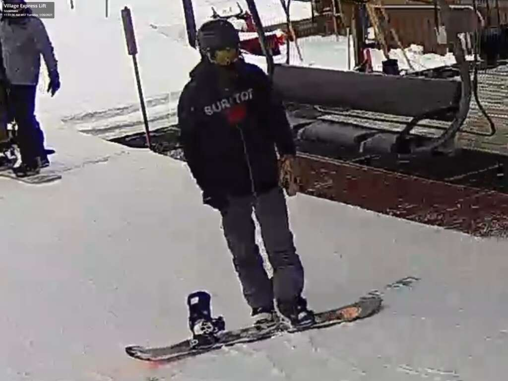 David Cross was last seen boarding the Village Express chairlift at Snowmass Resort on Jan. 26, 2021. Officials continued to search for the missing Carbondale resident on Jan. 28, 2021. | Aspen Skiing Co./Courtesy image